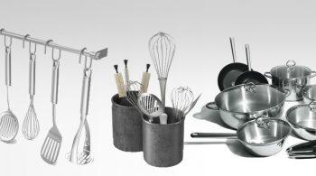 Kitchen Ware & Utensils